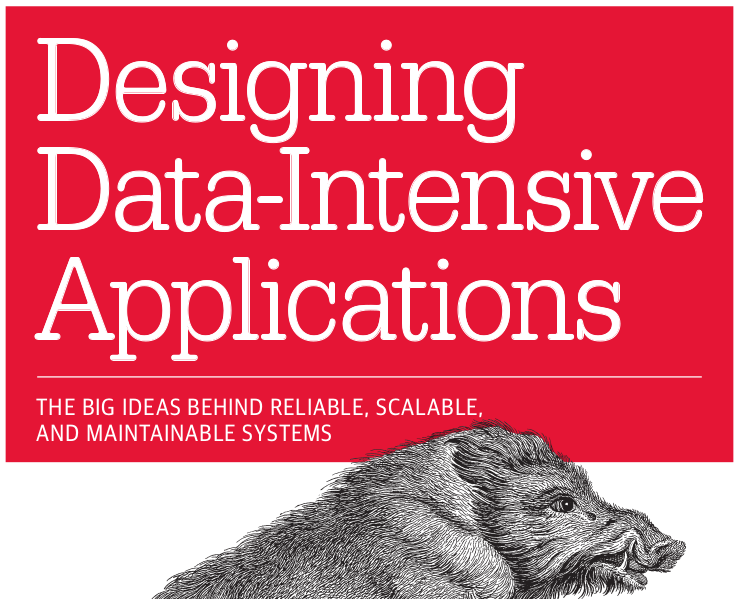 Designing Data-Intensive Applications feature image